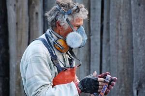 Gel padded gloves damp down vibrations